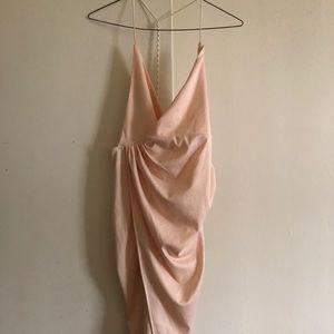 Dresses & Skirts - Revolve pink dress